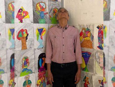 Caetano faz show exclusivo para herdeira de Picasso no Museu do artista em Paris