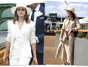 Como usar chapéus e arrasar como Emma Watson em Wimbledon? Glamurama ensina