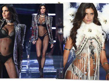 Sara Sampaio é cotada para vestir o Fantasy Bra no próximo desfile da Victoria's Secret