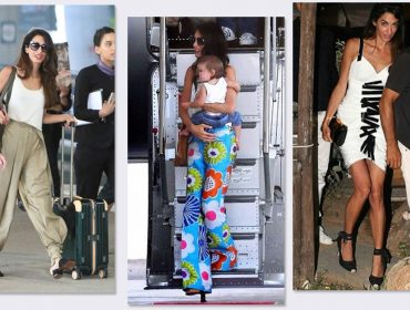 De olho no outfit: um raio-x dos looks que Amal Clooney tem desfilado por aí…