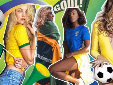 Famosos celebram vitória do Brasil em partida pelas oitavas de final da Copa do Mundo