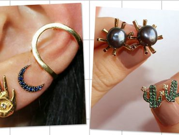 As divertidas joias de Victoria Sayeg que levam modernidade ao acervo de glamurettes