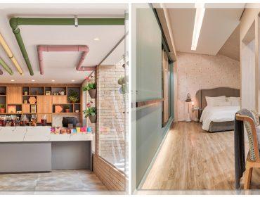 Detalhes da Duratex nos ambientes da CASACOR São Paulo 2018 são pura inspiração para o décor