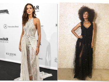 Bruna Marquezine e Taís Araújo fecham parceria com a mesma stylist. Aos detalhes!