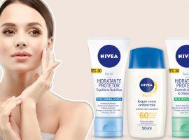 NIVEA entrega dica para manter a pele bem hidratada e saudável no inverno