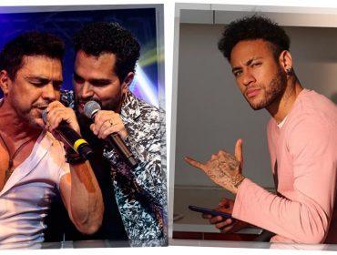 No mês da Copa, Zezé Di Camargo & Luciano apareceram muito mais que Neymar na TV aberta