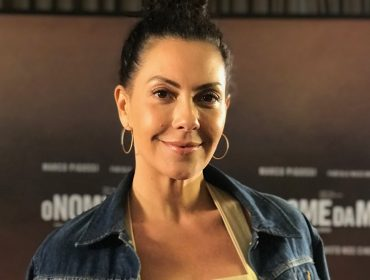 """Fabíula Nascimento vive mulher de matador no cinema e chega aos 40: """"Sou muito melhor, muito fantástica!"""""""
