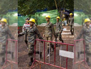 Drama e resgate histórico de meninos em caverna da Tailândia vai virar filme… Aos fatos!