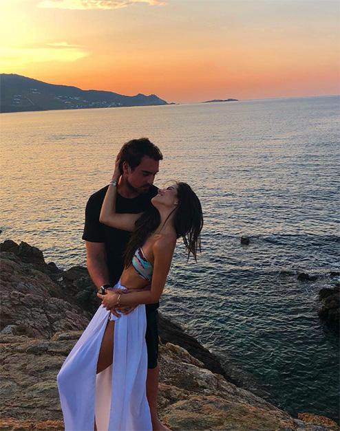 06821de7f5d71 Caçula de Eike Batista, Olin assume namoro com filha do senador Ciro ...