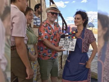 """Penélope Cruz se declara para Almodóvar durante as filmagens de """"Dolor y Gloria"""", que pode marcar o """"adeus"""" do diretor ao cinema"""