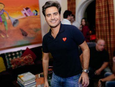 Almoço de aniversário de Sergio K. reúne glamurettes e promete agitar o feriado paulistano