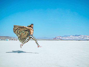 Turma animada de brasileiros promete causar no Burning Man 2018