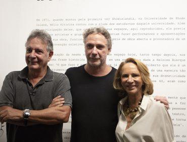 Glamurama entrega quem foi conferir a mostra Rhodislandia, de Hélio Oiticica, no studio OM.art