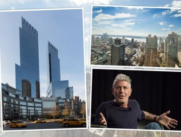 Apê onde Anthony Bourdain morava em NY já pode ser alugado por mais de R$ 55 mil mensais