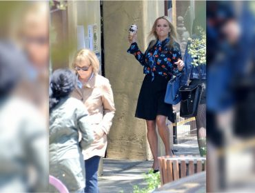 """Reese Witherspoon joga sorvete em Meryl Streep durante gravação de """"Big Little Lies"""""""