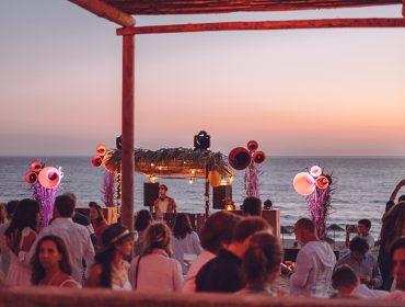 Philippe Starck curte festa cheia de brasilidades na Comporta, em Portugal