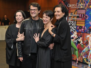 Grupo Corpo estreia temporada no Teatro Alfa em São Paulo