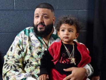 DJ Khaled causa polêmica ao postar foto de seu filho de um ano usando Rolex de R$ 132,6 mil
