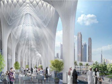 Com área de 100 campos de futebol e custo de R$ 7,7 bi, maior shopping do mundo será erguido em Dubai