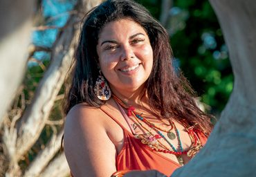 """Fabiana Karla entrega para a revista J.P: """"Não sou esse docinho todo… Sou o doce amargo"""""""