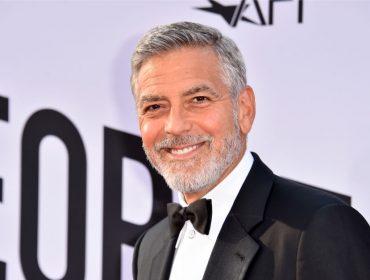 George Clooney esteve em Roma nesta semana e não foi só pra curtir a cidade eterna. Vem saber!