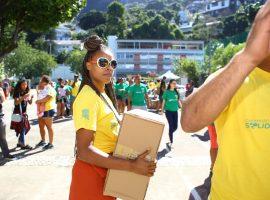 Um amor chamado Vidigal: Roberta Rodrigues realiza sonho ajudando comunidade onde cresceu