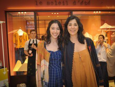 Inauguração de nova loja da Le Soleil D'Été agita o shopping Iguatemi São Paulo