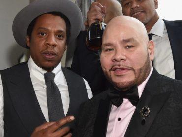 Jay Z não foi ao aniversário de Fat Joe, mas mandou quase de R$ 250 mil em champanhe para o bff