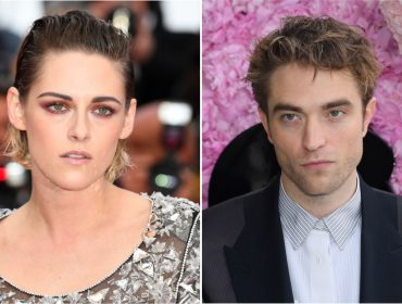Fotos de Robert Pattinson beijando top britânica deixaram Kristen Stewart enciumada