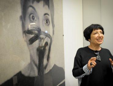 Lenora de Barros inaugura exposição na Galeria Millan