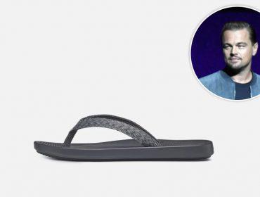Leo DiCaprio se torna sócio de empresa que produz chinelos a partir de cana de açúcar