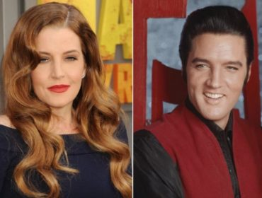 Única filha de Elvis, Lisa Marie Presley afirma que ainda conversa com o pai, morto há exatos 41 anos