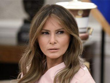 Melania Trump vai embarcar para a África em outubro sem o marido. Aos detalhes!