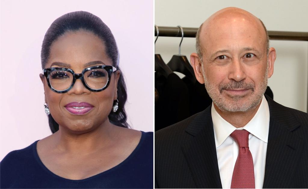 fe81434d00f Oprah é flagrada na Itália em momento relax e na companhia de ...