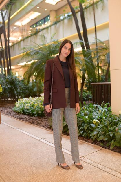 5e6fbfccc13 Lançamento em loja exclusiva da Dior movimentou o shopping Cidade Jardim
