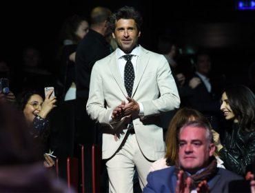 """Quer jantar com Patrick Dempsey, o galã de """"Grey's Anatomy""""? Por R$ 3,7 mil é possível. Aos detalhes…"""