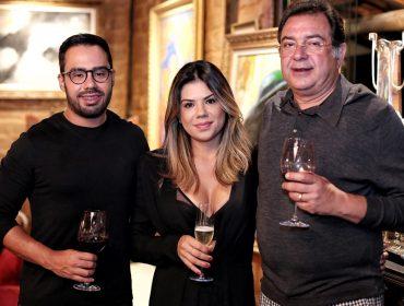 Pousada Inácia recebe convidados durante inauguração da Galeria de Artes Gabriela