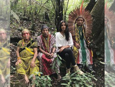 """Bela Gil vai rodar o Brasil para contar histórias de mulheres inspiradoras na série """"Bela Raízes"""""""