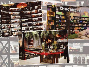 Cacau Show inaugura a maior loja de shopping da América Latina com foco em chocolates finos