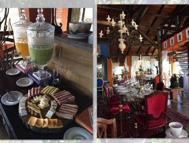 Com vista para Chapada dos Veadeiros, Restaurante L'Alcofa é a dica para celebrar o Dia dos Pais