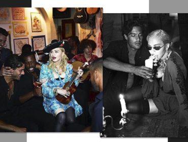 Vem conhecer o novo crush de Madonna. Um modelo português de tirar o fôlego… Meus sais!