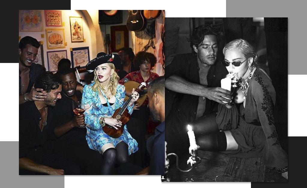 2bc0fec6f9 Vem conhecer o novo crush de Madonna. Um modelo português de tirar o ...