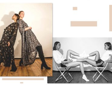 """Dupla fashionista faz sucesso na web com """"look do dia"""" achado nas ruas de Berlim. Cool!"""