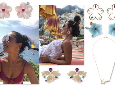 Carolina Neves lança coleção com inspiração nas praias paradisíacas do Mar Mediterrâneo
