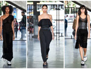 À La Garçonneavança em seu streetwear de luxo com coleção imersa na escuridão