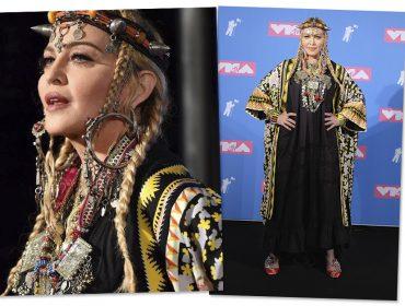 Madonna é comparada com Elke Maravilha por espectadores do VMA
