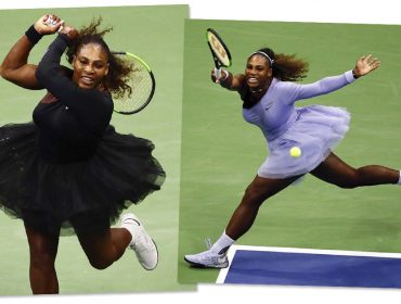 Serena Williams, a bailarina do tênis, segue arrasando nos looks e destruindo suas rivais…