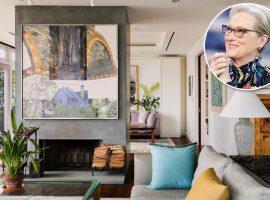 Meryl Streep coloca à venda sua penthouse em Tribeca, Nova York, por R$ 100 milhões