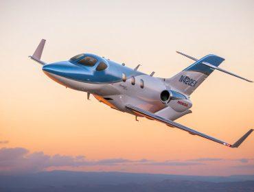 Líder Aviação leva seu novo jato, o mais rápido da categoria, para evento em SP