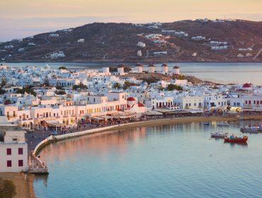 Gangue de Mykonos que só assalta casas de gregos endinheirados deixa hotspot em alerta